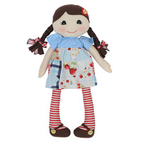 Tiger Tribe - Rag Doll - Ruby