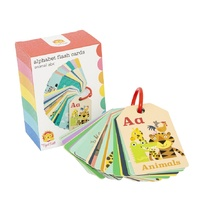 Tiger Tribe - Animal ABC Flash Cards