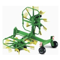 Bruder - Krone Dual Rotary Swath Windrower 02216