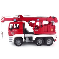 Bruder - MAN Fire Engine Crane Truck 02770