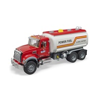 Bruder - MACK Granite Tank Truck with Water Pump 02827