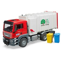 Bruder - MAN TGS Side Loading Garbage Truck 03761