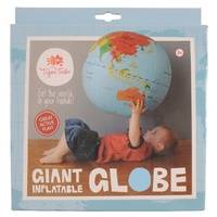 Tiger Tribe - Giant Inflatable World Globe 50cm