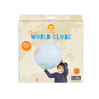 Tiger Tribe - Classic World Globe 42cm