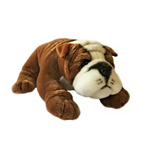 Bocchetta - Boston Bulldog Plush Toy 35cm