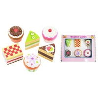 Fun Factory - Cake Set (6pcs)