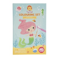 Tiger Tribe - Colouring Set - Mermaids