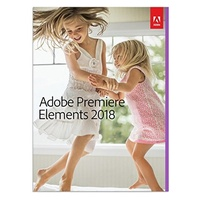 Adobe Premiere Elements 2018 DVD
