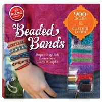Klutz: Beaded Bands Single