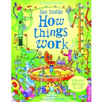 Usborne - See Inside How Things Work