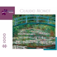 Pomegranate - Monet, The Waterlily Pond Puzzle 1000pc