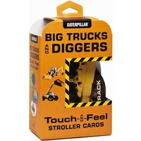 Big Trucks and Diggers Touch Feel Stroller Cards
