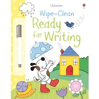 Usborne - Wipe Clean Ready for Writing