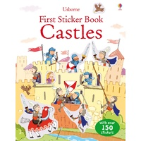 First Sticker Book: Castles