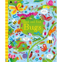 Usborne - Look and Find Bugs