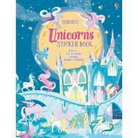 Usborne - Unicorns Sticker Book