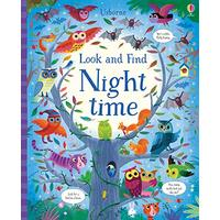 Usborne - Look and Find Night Time
