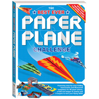 Hinkler - The Best Ever Paper Plane Challenge