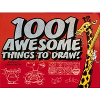 1001 Awesome Things to Draw