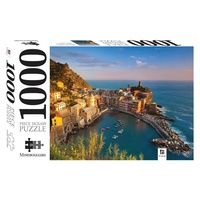 Hinkler - Vernazza Italy Puzzle 1000pce