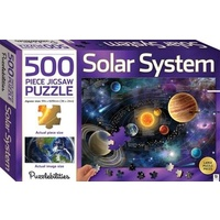 Hinkler - Solar System Puzzle 500pce