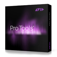 Avid Pro Tools Retail Edition (latest edition)