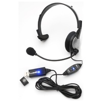 Andrea NC181 VM USB Digital Headset