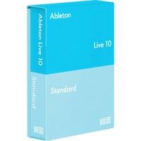 Ableton Live 10 Standard (Download) Educ