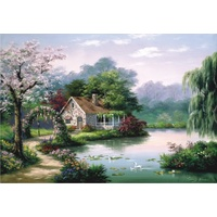 Anatolian - Arbor Cottage Puzzle 260pc