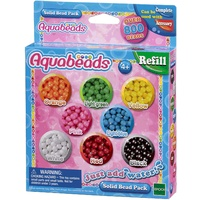 Aquabeads - Solid Bead Refill Pack