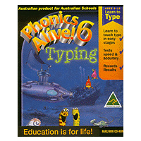 Phonics Alive 6 Typing