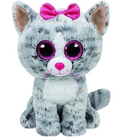 Ty Beanie - Ty Beanie Boos Kiki the Grey Cat