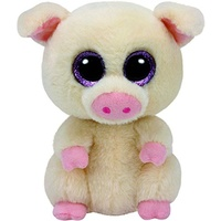 Ty Beanie Boos - Piggley the Pig