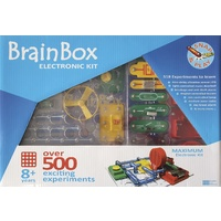 BrainBox - Electronic Kit - Over 500 Exciting Experiments