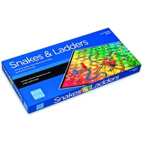 Blue Opal - Snakes and Ladders Game