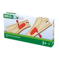 BRIO - Mechanical Switches