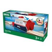 BRIO - Ferry Ship for Railway