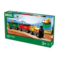 BRIO - Safari Train