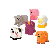 Battat - Barnyard Bath Buddies