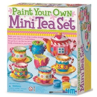 4M - Paint Your Own Mini Tea Set