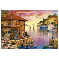 Educa - Mediterranean Harbour Puzzle 5000pc