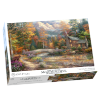 Crown & Andrews - Chuck Pinson, The Call of the Wild Puzzle 1000pc