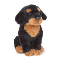 Cuddly Critters - Ramsey Jnr Rottweiler 15cm