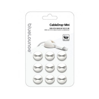 BlueLounge - CableDrop Mini - White