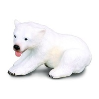 Collecta - Polar Bear Cub Sitting 88216