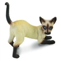 Collecta - Siamese Cat Stretching 88332