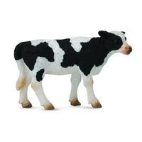 Collecta - Friesian Calf Standing 88483