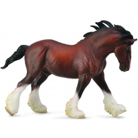 Collecta - Clydesdale Stallion Bay 88621