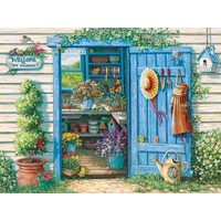 Cobble Hill - Welcome to my Garden Puzzle 500pc