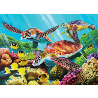 Cobble Hill - Molokini Current Family Puzzle 350pc